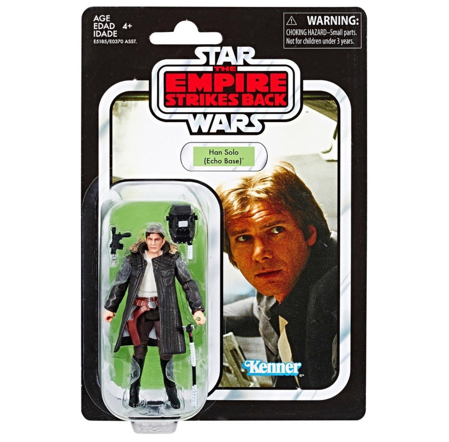 The Vintage Collection Han Solo (Empire Strikes Back) Wave 5 (NON MINT)