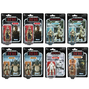 Star Wars The Vintage Collection Wave 4 Case Pack of 8