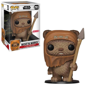 STAR WARS WICKET POP! VINYL FIGURE (Target Exclusive)