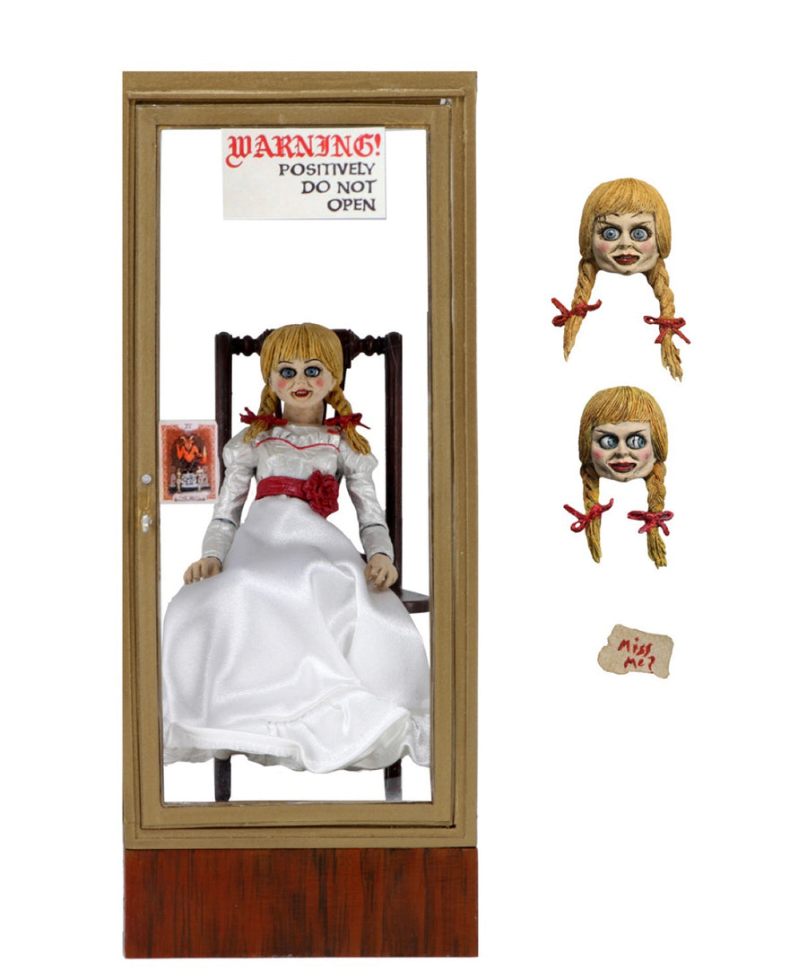 "The Conjuring Universe 7"" Scale Action Figure Ultimate Annabelle (Annabelle 3)"