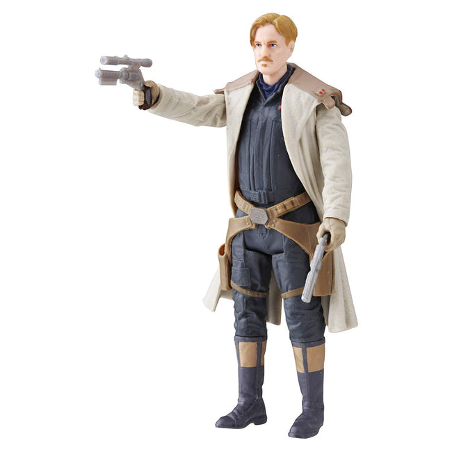 Solo: A Star Wars Story Tobias Beckett Figure 3.75 Force Link 2.0 Wave 4
