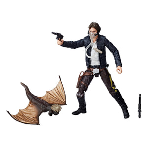 SDCC 2018 Star Wars The Black Series Han Solo With Mynock