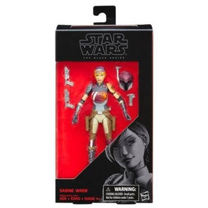 Star Wars: The Black Series Sabine Wren