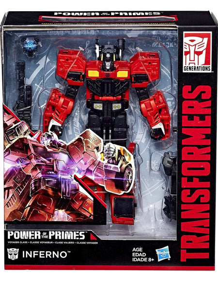 Transformers Exclusive Prime Wars Trilogy Power of the Primes Punch / Counterpunch