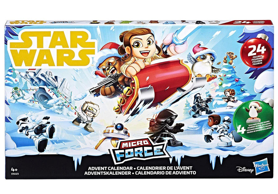 Star Wars Star Wars Micro Force Advent Calendar