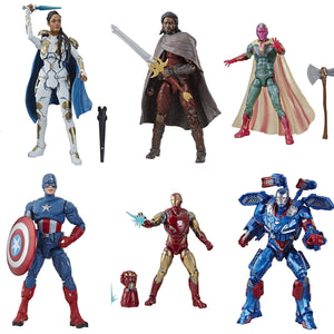Marvel Legends Avengers Wave 3 Set of 6 Action Figures