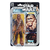 Star Wars 40th Anniversary Black Series 6 Inch Action Figure Chewbacca