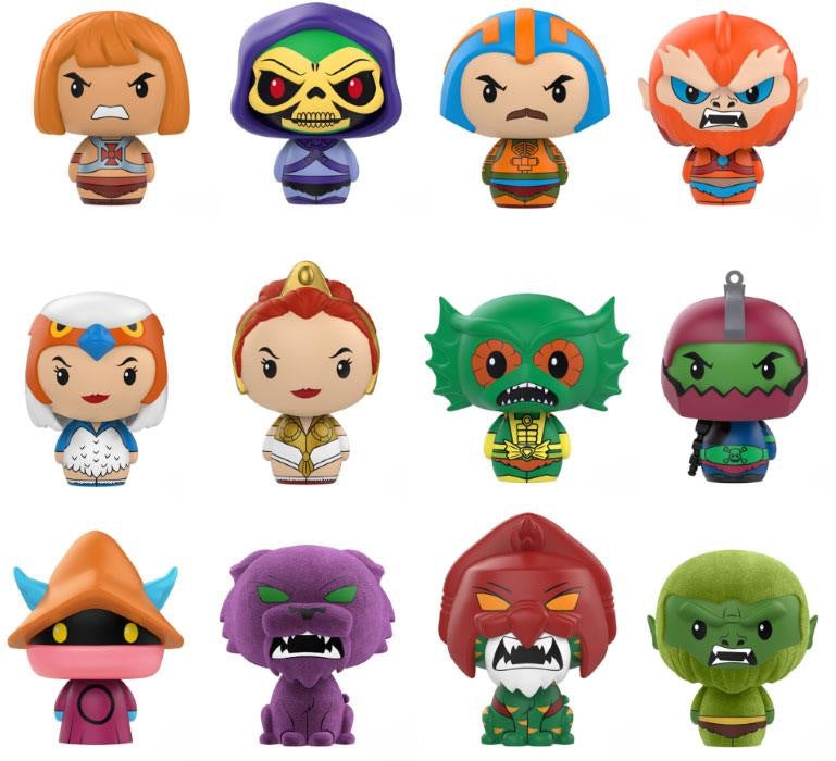 Masters of the Universe Pint Size Heroes Mini Figure