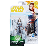 PRE-ORDER Solo: A Star Wars Story Rey Jedi Training Figure 3.75 Force Link 2.0 Wave 3