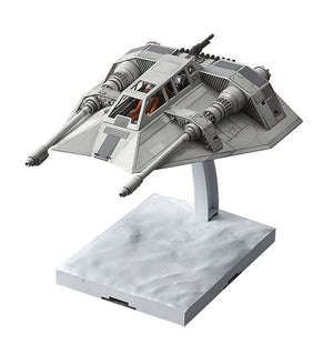 Bandai Star Wars Plastic Model Kit 1/48 Snowspeeder