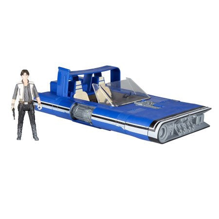 Solo: A Star Wars Story Han Solo Landspeeder  Force Link 2.0 Wave 1