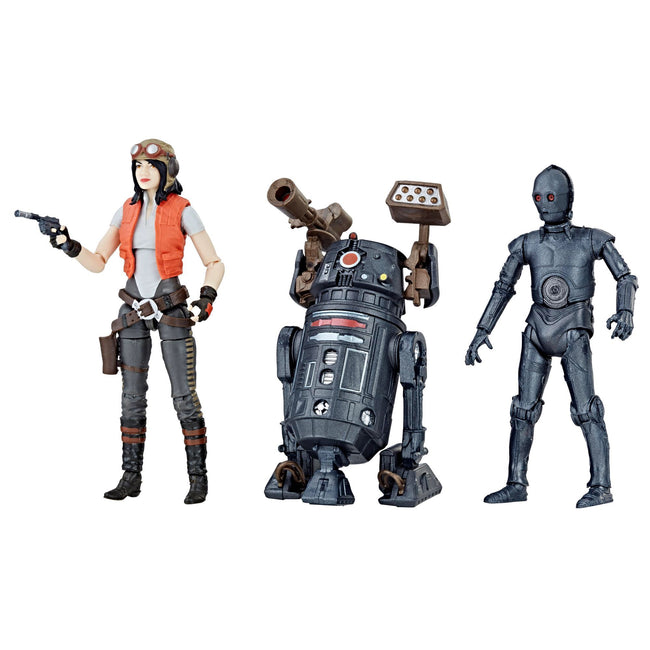 The Vintage Collection Special Action Figure Set three-pack including Doctor Aphra Comic Set SDCC Exclusive