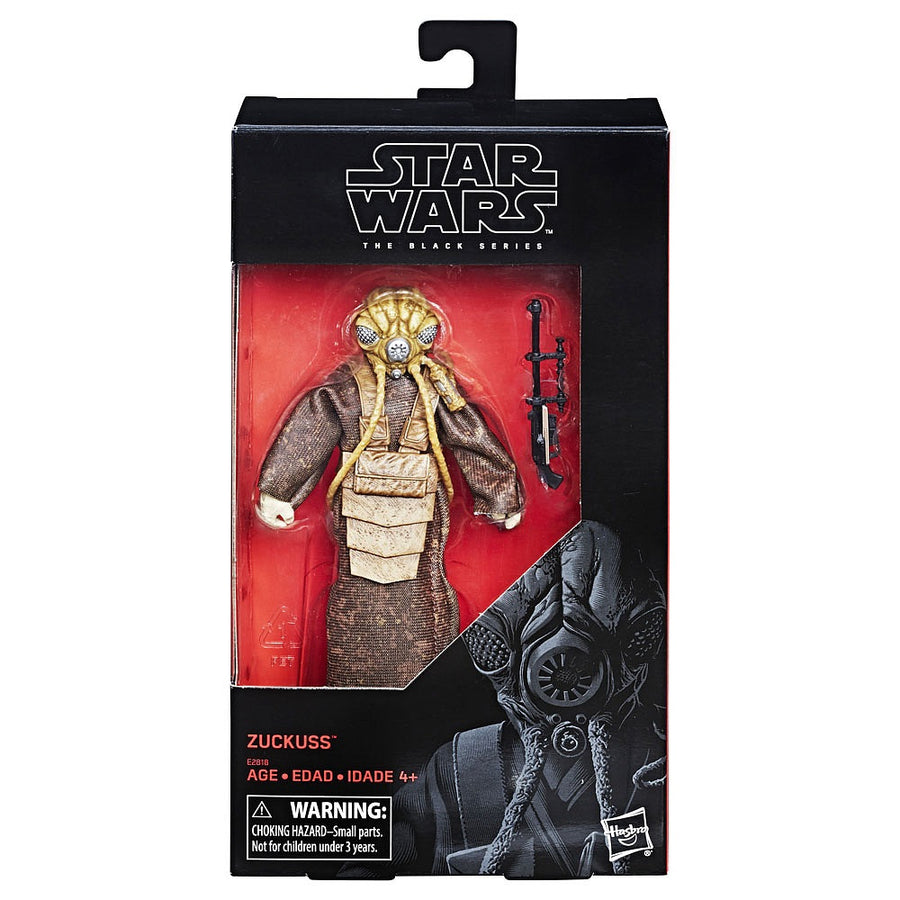 Star Wars: The Black Series Zuckuss Exclusive