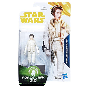 Solo: A Star Wars Story Princess Leia (Hoth) Figure 3.75 Force Link 2.0 Wave 2