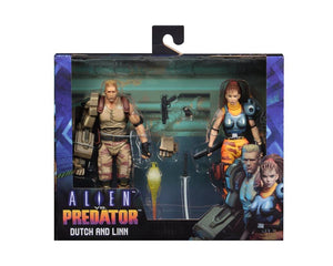 ALIEN VS PREDATOR DUTCH & LIN ARCADE 2 PACK
