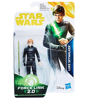 Solo: A Star Wars Story Luke Skywalker 3.75 Force Link 2.0 Wave 3