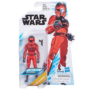 Star Wars Resistance 3.75 Major Vonreg