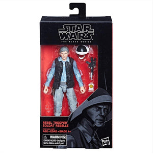 Star Wars: The Black Series Rebel Fleet Trooper