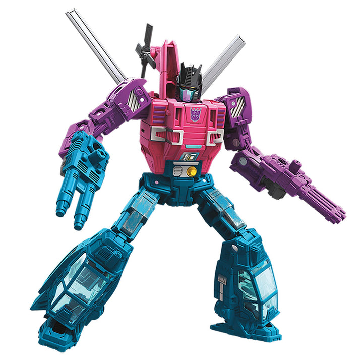 Transformers Siege Deluxe Spinister