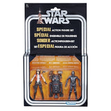 The Vintage Collection Special Action Figure Set three-pack including Doctor Aphra Comic Set SDCC Exclusive Europe