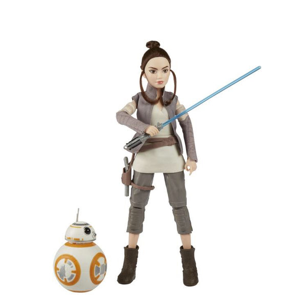 Star Wars Rey of Jakku and BB-8 Adventure Set (Forces of Destiny)