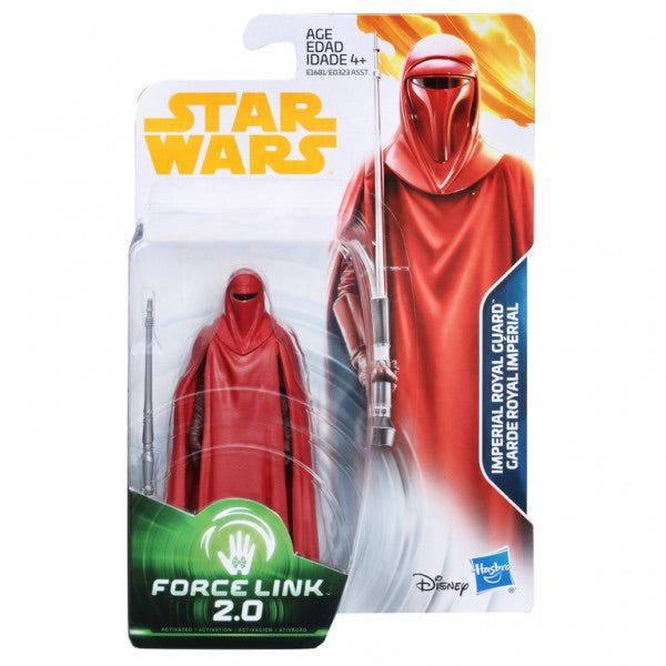 Solo: A Star Wars Story Imperial Royal Guard Figure 3.75 Force Link 2.0 Wave 4