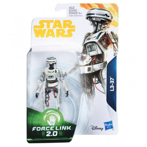 Solo: A Star Wars Story L3-37 Figure 3.75 Force Link 2.0 Wave 4