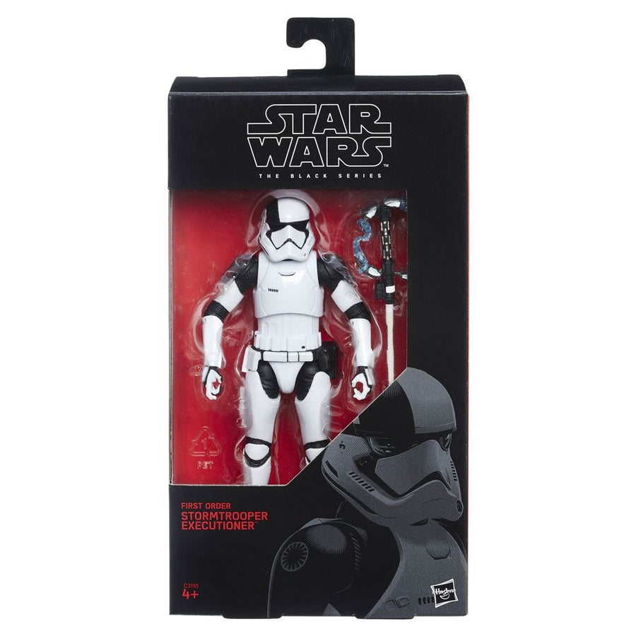 Star Wars The Black Series First Order Stormtrooper Executioner