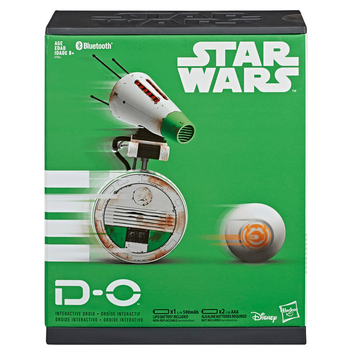 Star Wars The Rise of Skywalker D-O Interactive Droid
