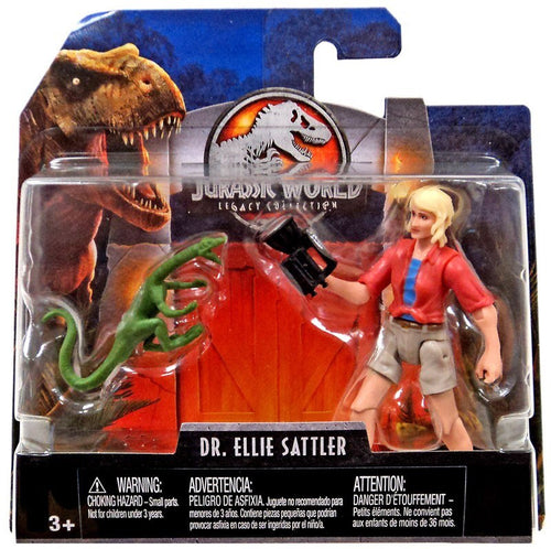Jurassic World Legacy Collection Dr. Ellie Sattler Action Figure