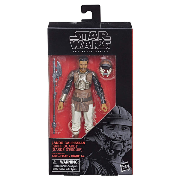 Star Wars: The Black Series Lando Calrissian (Skiff Guard Disguise)