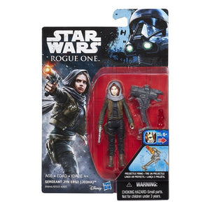 Star Wars: Rogue One Jyn Erso (Jedha)