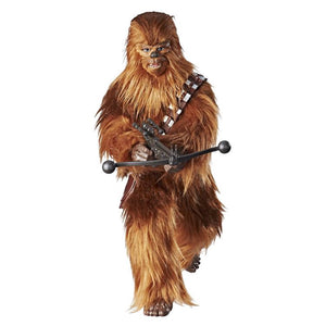 Star Wars Chewbacca (Forces of Destiny) Deluxe Adventure Figure
