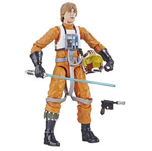 Star Wars The Black Series Archive Collection Wave 1 Luke Skywalker X-Wing