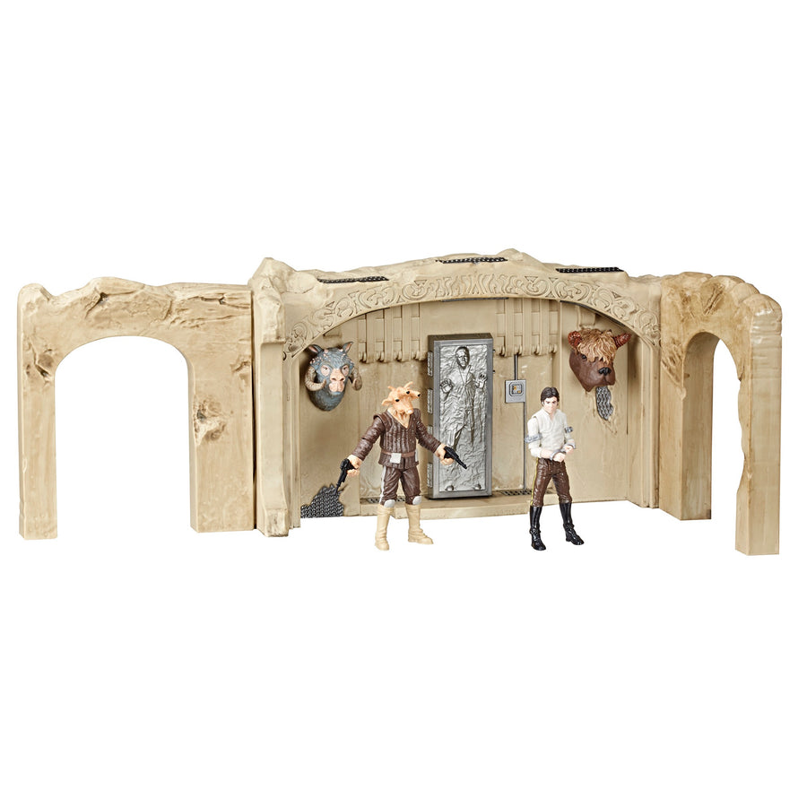 Star Wars The Vintage Collection Playset Jabba's Palace