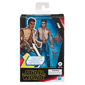 Star Wars Galaxy Of Adventures 5″ Finn