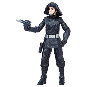 Star Wars 40th Anniversary Black Series 6 Inch Action Figure Death Squad Commander