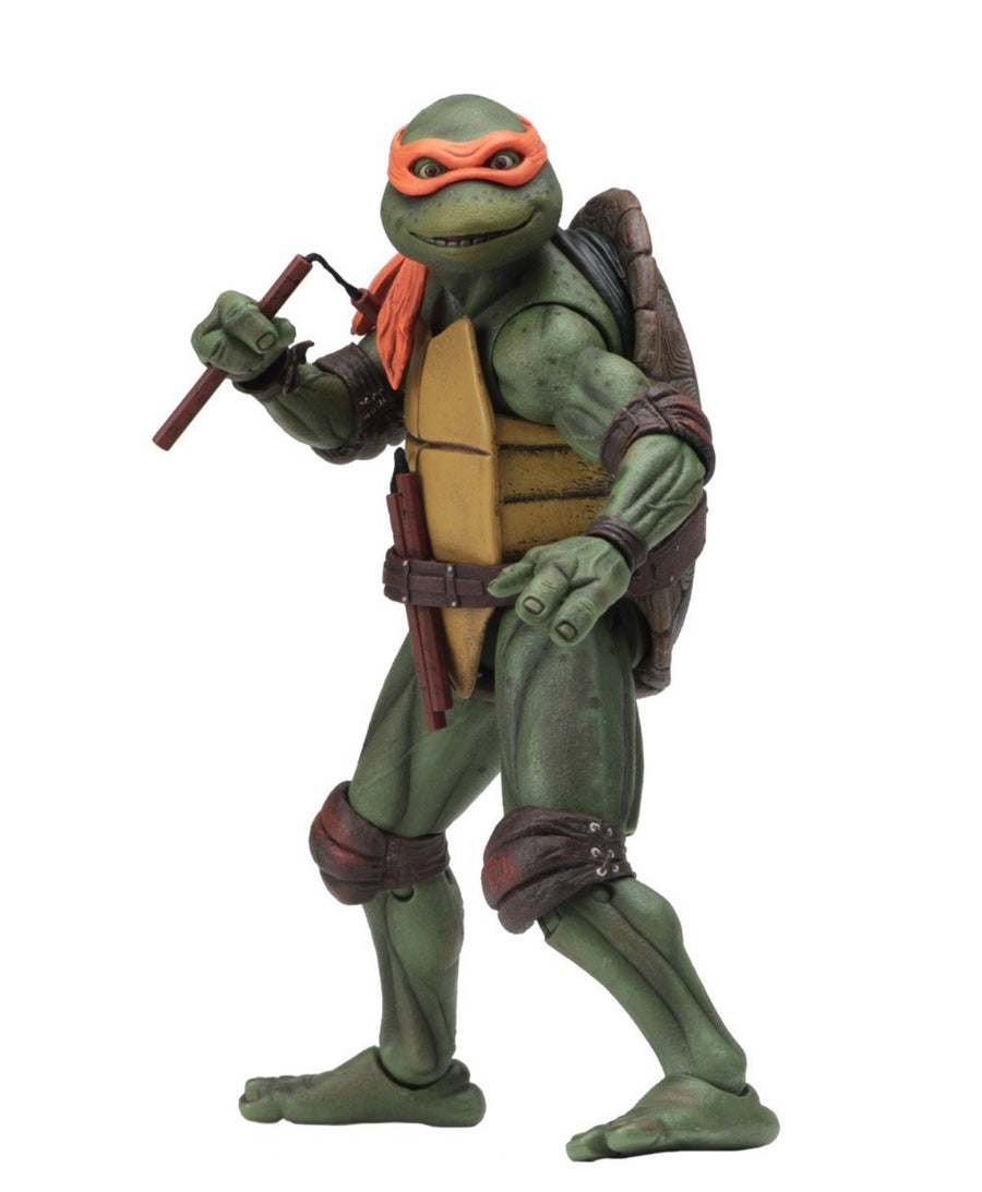 Teenage Mutant Ninja Turtles Movie Action Figure Michelangelo