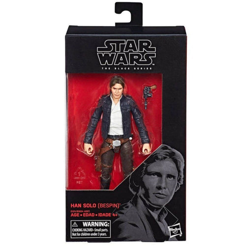 Star Wars: The Black Series Han Solo (Bespin)