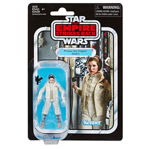 The Vintage Collection Princess Leia (Empire Strikes Back) Wave 5 NON MINT