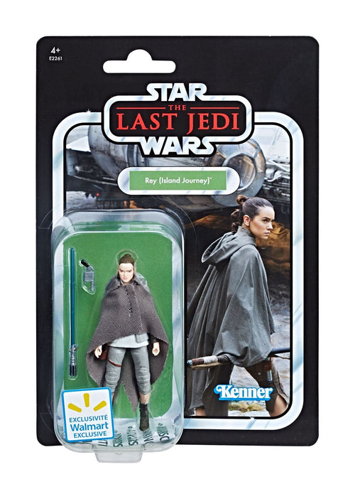 PRE-ORDER The Vintage Collection Rey Island Journey The Last Jedi Exclusive