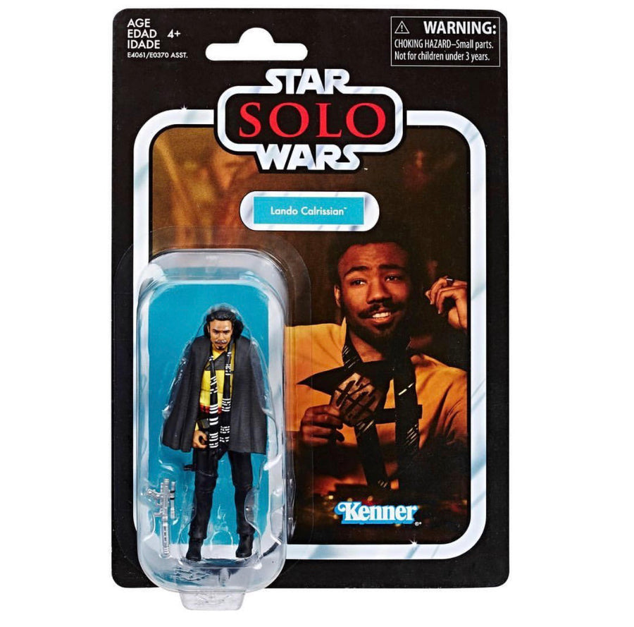 The Vintage Collection Lando Calrissian (Solo) Wave 6