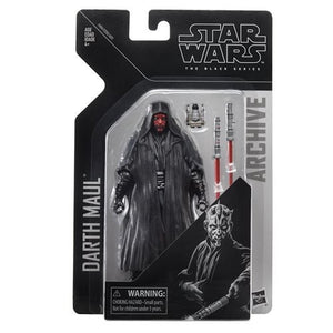 Star Wars The Black Series Archive Darth Maul Wave 2