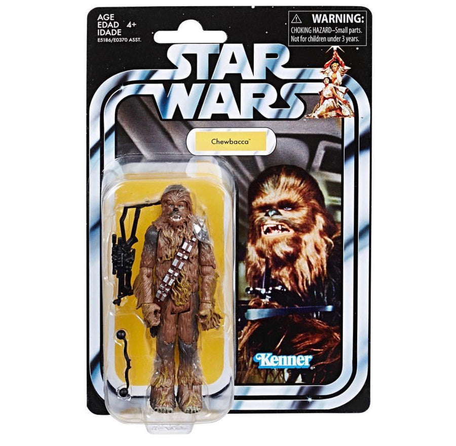 The Vintage Collection Chewbacca Wave 6 NON MINT