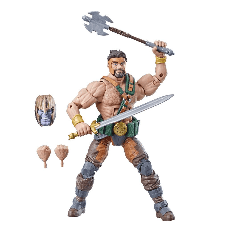 Avengers Endgame Marvel Legends 6 Inch Action Figures Wave 1 Hercules