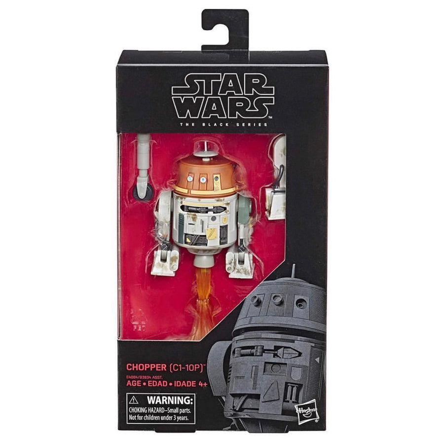Star Wars The Black Series Chopper Wave 21