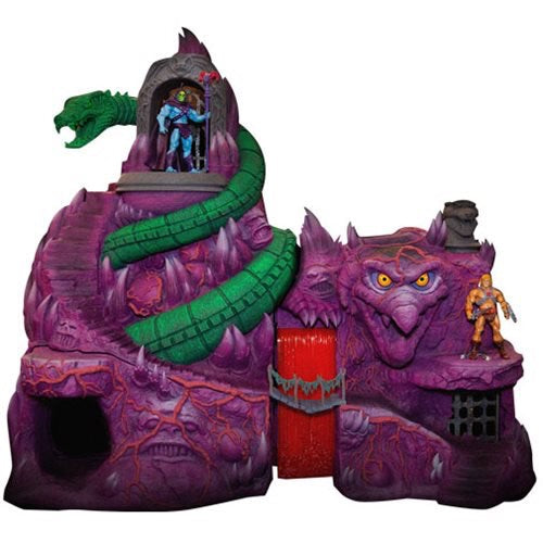 Masters of the Universe Classics Snake Mountain Playset