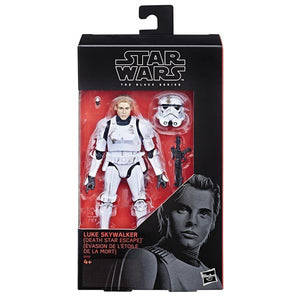 Star Wars: The Black Series Trash Compactor Luke Skywalker Exclusive