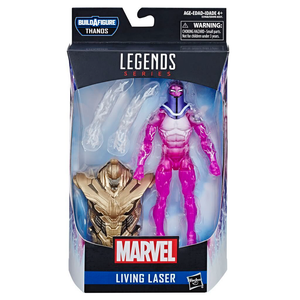 Avengers Endgame Marvel Legends 6 Inch Action Figures Wave 1 Living Laser