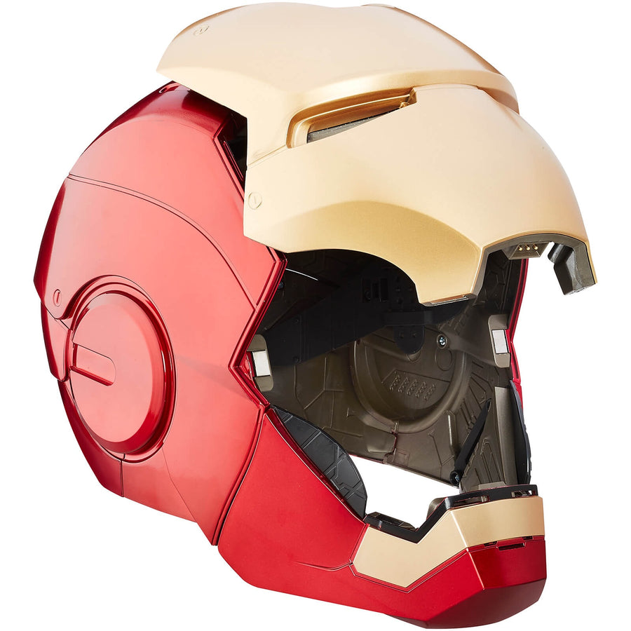The Avengers Marvel Legends Iron Man Electronic Helmet